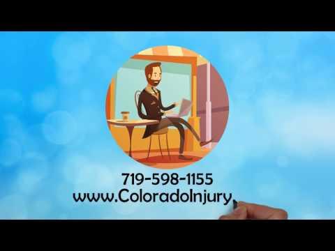 Car accident attorney Colorado Springs  Personal injury attorney Doug Allen 719-598-1155