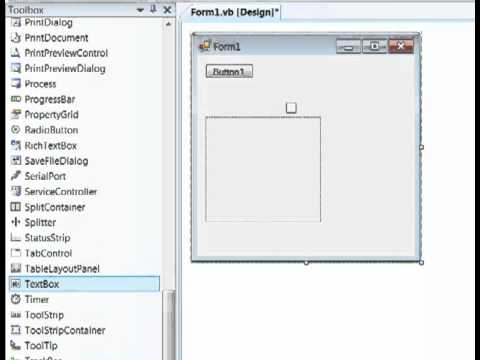 how to make a picturebox move in visual basic