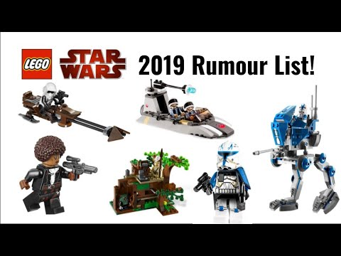 Lego star wars the clone sets list
