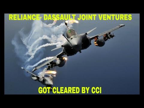CCI Clears Reliance Dassault JV