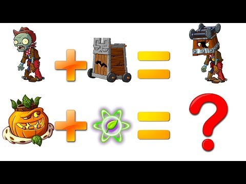 Every Plant Power UP Plants vs Zombies 2 Wild West Cart Head Zombie vs All Free and Premium Plants