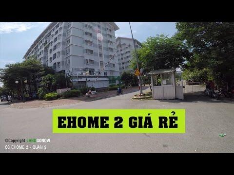 Chung cư Ehome 2, Nam Long, Phước Long B, Quận 9 - Land Go Now ✔