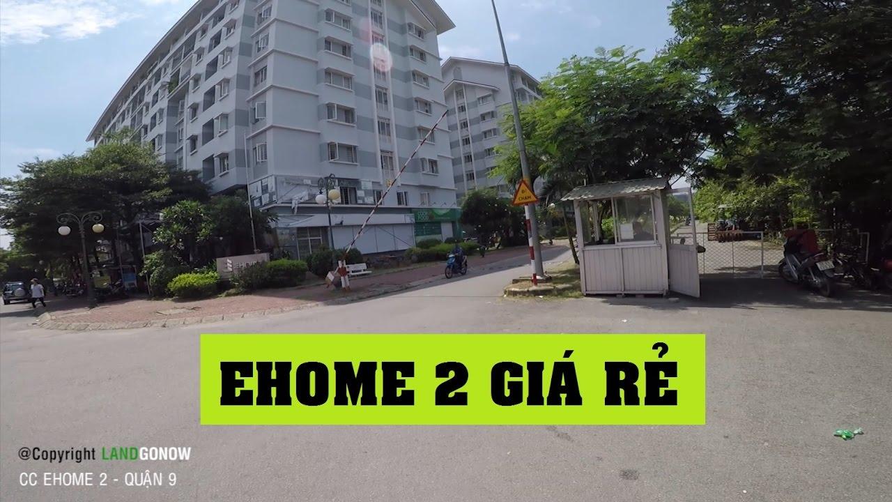 Chung cư Ehome 2, Nam Long, Phước Long B, Quận 9 – Land Go Now ✔