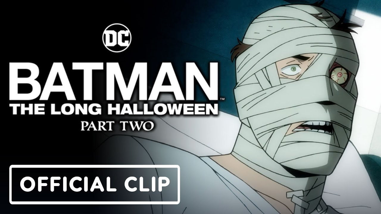 Download Batman: The Long Halloween, Part Two - Exclusive Official Two-Face Clip | IGN Premiere