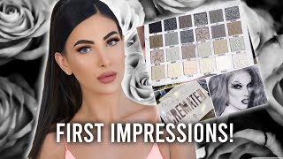 It's Finally Here!!! The New Jeffree Star Cosmetics Cremated Palette + Collection - Let's Talk 👀