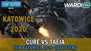 Cure vs TaeJa (TvT) - IEM Katowice 2020 Qualifiers