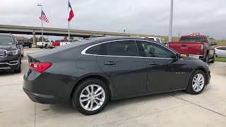 2018 Chevrolet Malibu Corpus Christi, Kingsville, Alice, San Antonio, Robstown, TX Z142801A