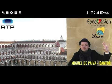 Miguel de Paiva - EUROVISION WORLD FANS CLUB