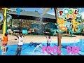 Panton Kids Take On The Water Park and Pool- Fun Pool Day