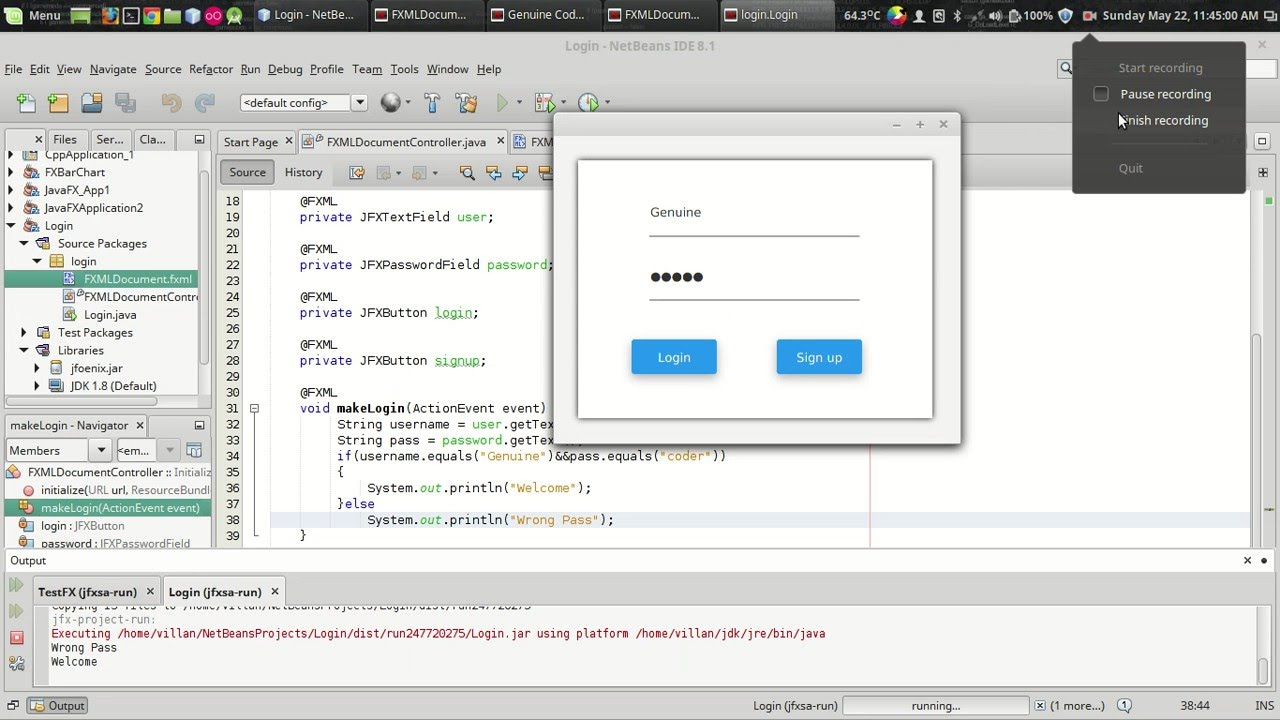 Download javafx scene builder 8 | Preparing for JavaFX Application