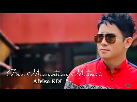 Afriza KDI - Bak Manantang matoari - Lagu Minang Versi terbaru 2016