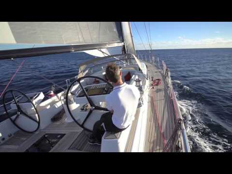 Test Contest 67CS Yachting World: speed and luxury