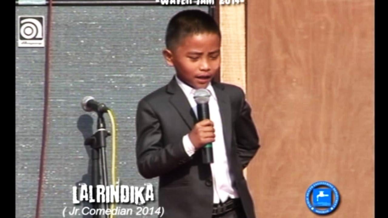 Naupang Fiamthu Thiam Lalrindika (Jr. Comedian 2014)
