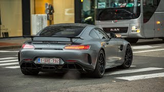 Mercedes AMG GT R - Launch Control & Accelerations !