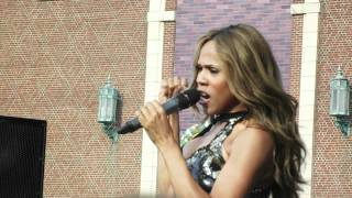 Deborah Cox singing Absolutely Not