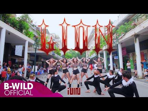 [KPOP IN PUBLIC] (여자)아이들((G)I-DLE) - LION '|Dance Cover 커버댄스| By B-Wild From Vietnam [QUEENDOM MNET]