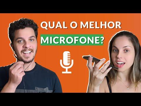Qual microfone utilizar nas chamadas de vídeo? - Testando e comparando qual é a melhor opção