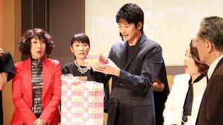 俳優の向井理さんが15日、主演連続ドラマ「遺産争族」(テレビ朝日系)...