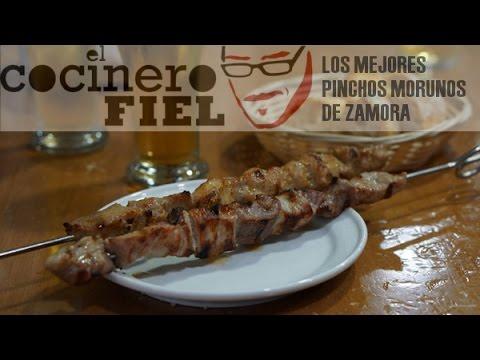 LOS MEJORES PINCHOS MORUNOS DE ZAMORA