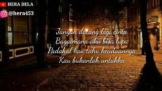 Download Mahen- Pura pura lupa( lirik)