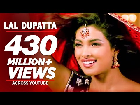 Lal Dupatta Full HD Song   Mujhse Shaadi Karogi   Salman Khan, Priyanka Chopra