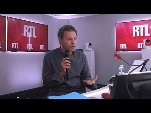 La rentrée de RTL : Marc-Olivier Fogiel