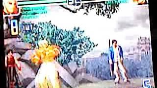 kof 2002 infinito de Yashiro 100% de vida