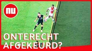 'Buitenspelgoal Ajax had in Eredivisie geteld' | Nabeschouwing Ajax-Chelsea | NU.nl