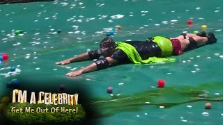 The Celebrity Cyclone! | I'm A Celebrity... Get Me Out Of Here!