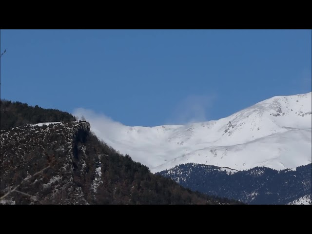 Torb al Puigmal - Campdevànol (Ripollès) -  Febrer 2018