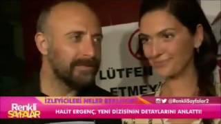 Berguzar Korel  and Halit Ergenc 31 05 2016