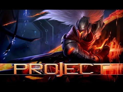 League of Legends: PROJECT: Yasuo (Skin Spotlight)