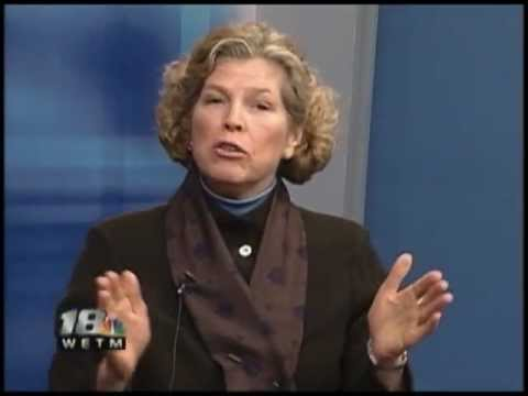 Interview with Dr. Katherine Douglas, President of CCC on Twin Tiers Weekly, WETM
