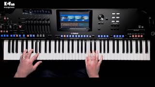 Alfie - Key-Tab Arrangement (for Yamaha Genos, Tyros 5, PSR-S Series)