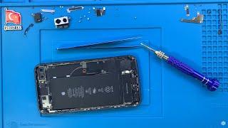 Fragmentado, ENVUELTO! ¿Funcionará el iPhone 8 Plus después de un cambio de pantalla y carcasa?