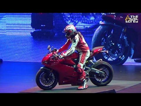 2016 Ducati Malaysia Premiere