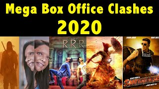Biggest Bollywood Movie Clashes Coming Up In 2020   Biggest Bollywood Movies of 2020