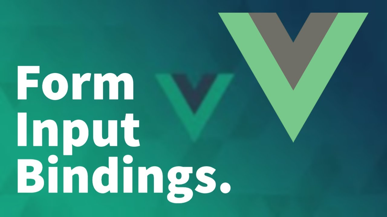 Working with Form Binding in Vue for Beginners