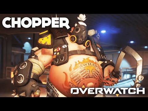 OVERWATCH FR | CHOPPER - Gameplay ( PS4 )
