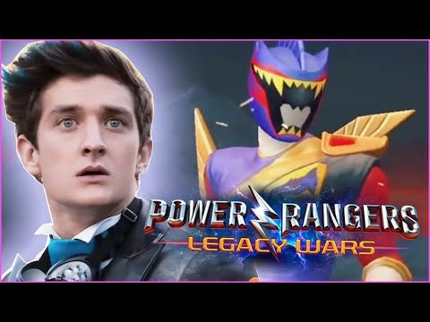 Heckyl Dark Ranger - Power Rangers Legacy Wars (Super Dino Charge)