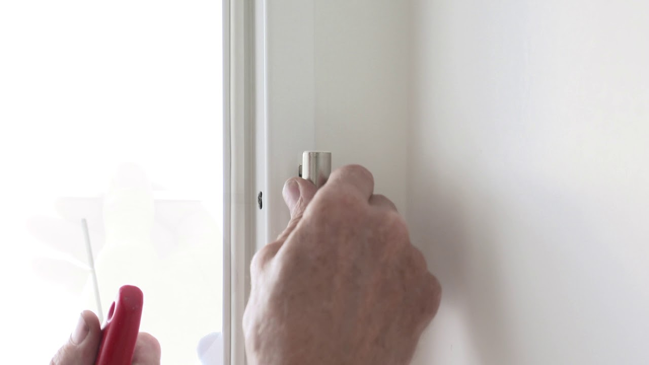 Fabulous LEBOdoors - Einbau einer Tür in eine Stahlzarge - YouTube TI62
