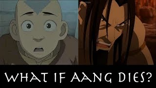 What If Ozai Killed Aang? (Avatar: The Last Airbender Analysis)