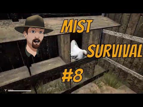 SEYMOUR CHICKEN COOP- Mist Survival Ep. 8