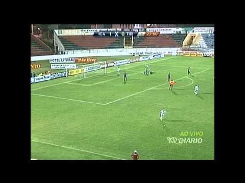 Campeonato Cearense - Segundo gol do Icasa! Icasa 2 x 0 Tiradentes - 17/04/2013