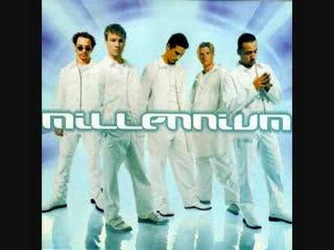 Backstreet Boys - Larger Than Life