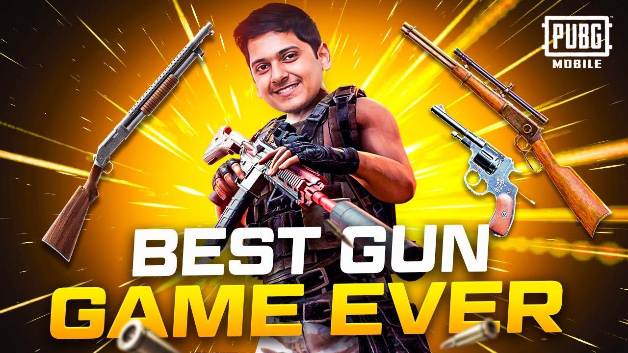 BEST GUN GAME EVER | Quick CROSSBOW, KATTA, 2 SHOTGUN PAN Kills