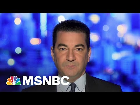Former FDA Commissioner Weighs Future Of Johnson & Johnson Vaccine   Stephanie Ruhle   MSNBC