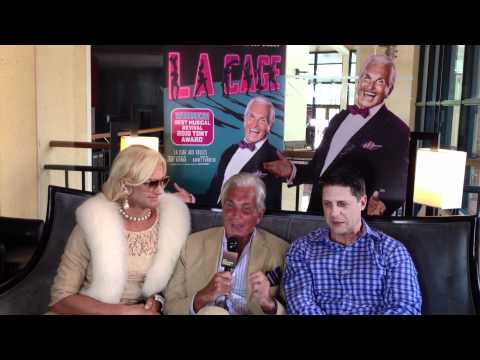 'La Cage Aux Folles' stars George Hamilton and Christopher Sieber in Broward