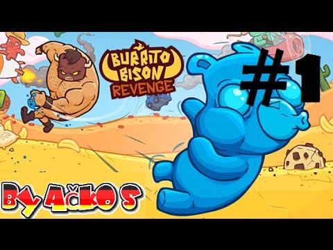 Burrito Bison Revenge - #1 - Nyan Cat?! -...