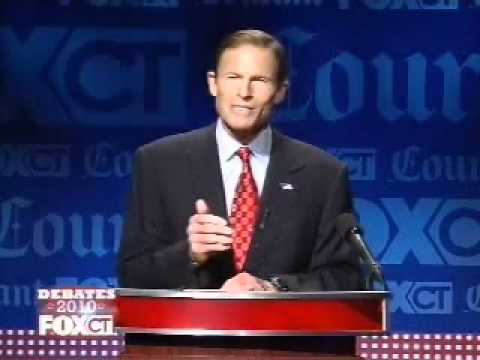 Dick Blumenthal Stumped On How To Create A Job